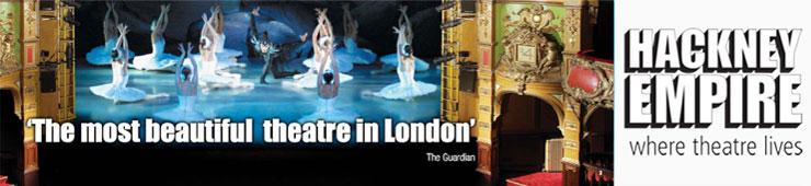 Hackney Theatre Header